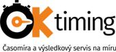 OK Timing - Časomíra a výsledkový servis na míru
